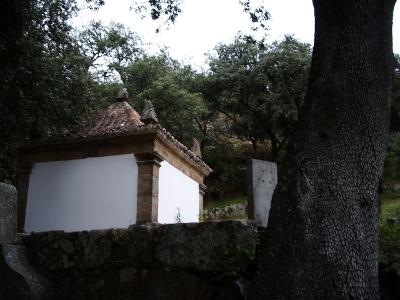 São Salvador do Mundo - paviljon ja mägi