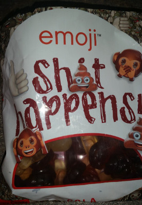 Shit Happens -kummikommid