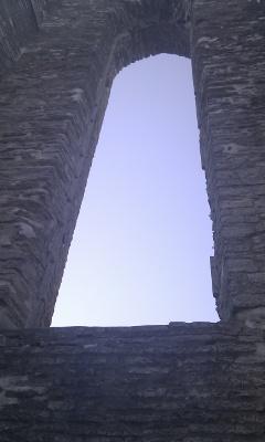 Haapsalu kiriku aken