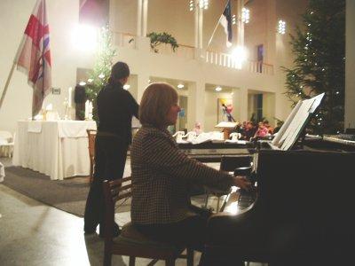 Jõulud Harkujärvel 2006