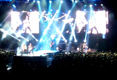 Scorpions Tallinnas 12.11.13