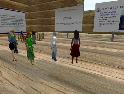 Seminar virtuaalses ITK-s
